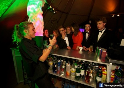 party bar staff hire drinks