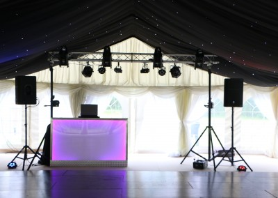 Surrey DJ for wedding