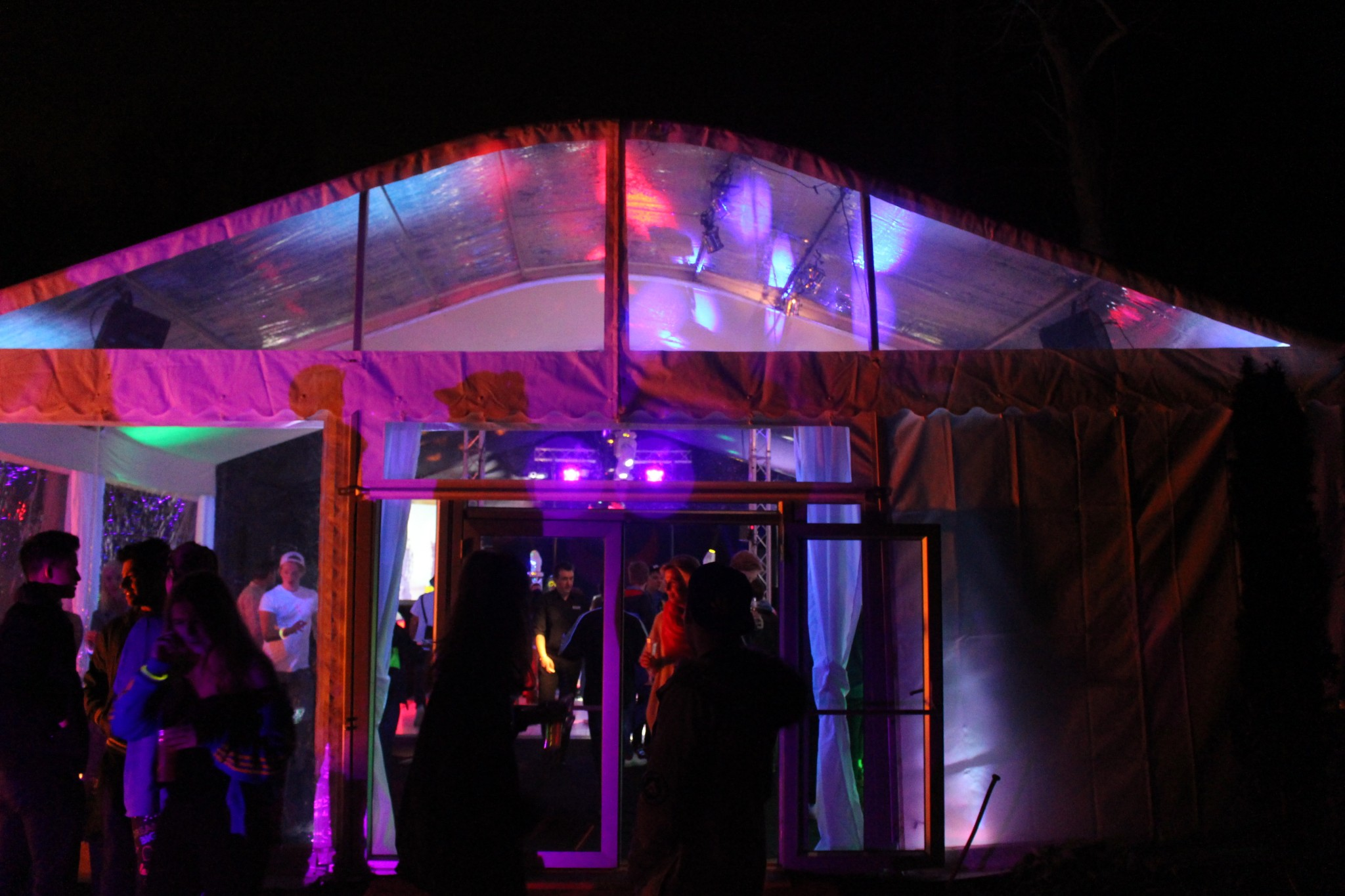marquee hire in Kent for parties and events