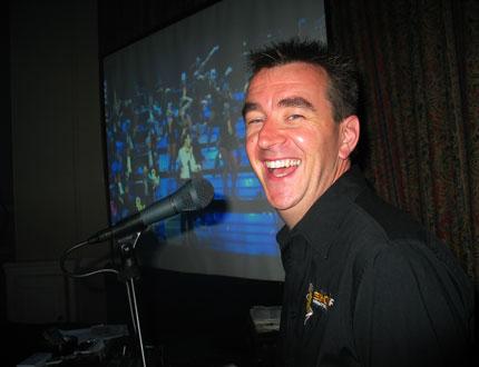 DJ Simon P