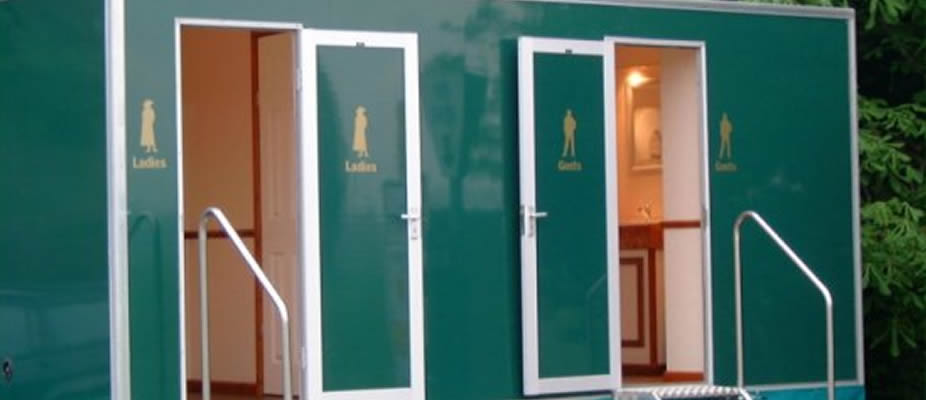 toilet hire in surrey and sussex for parties
