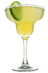 Tequila, Cointreau and lime juice shaken with ice and strained into a salt rimmed cocktail glass, served with a wedge of lime