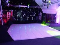 dance floor hire Kent and Sussex