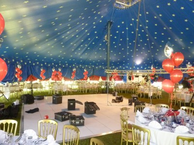 wedding marquee hire in Kent