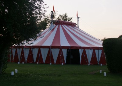 Big Top Marquee