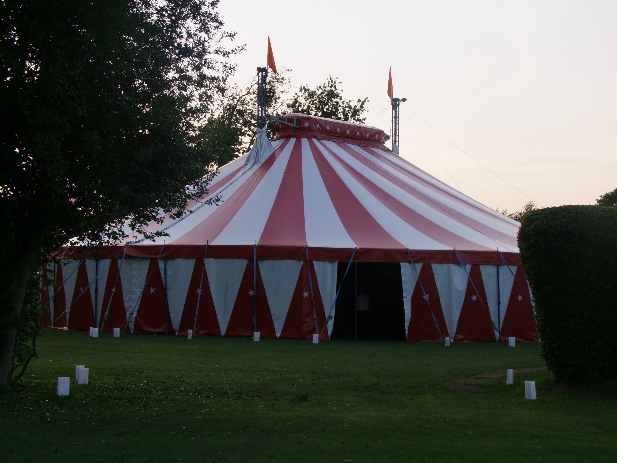 Big Top Marquee Simon P Parties Amp Events