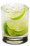 Standard Russian Vodka shaken with fresh lime juice & sugar syrup, served over ice in a short glass with fresh lime wedge