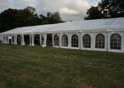 framed marquee events parties for wedding reception