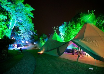 Giant Tipi Marquee