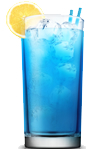 Standard Russian Vodka shaken with Blue curacao & lemonade, served over ice in a high ball with a fresh lime wedge