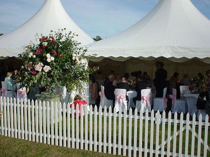 Beautiful Wedding reception in Surrey
