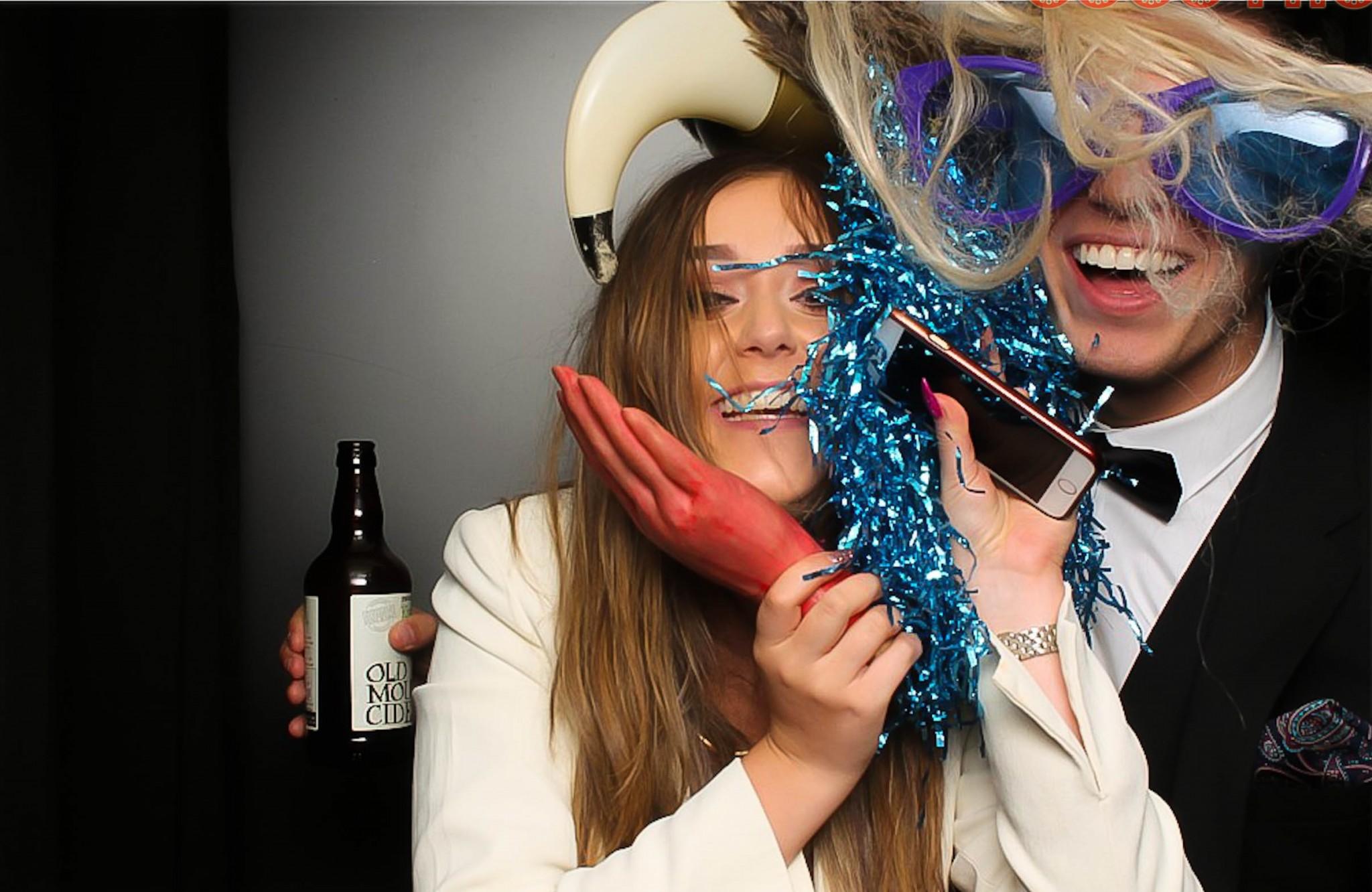 Photobooth Simon P Parties Events