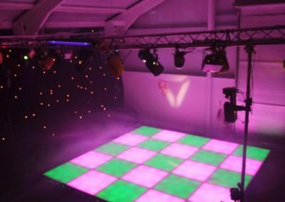 quirky dance floor hire Sussex