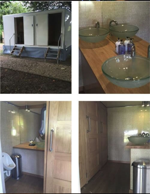 toilet, hire, luxury, Kent